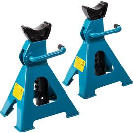 Silverline 3 Tonne Axle Stands - Set of 2.