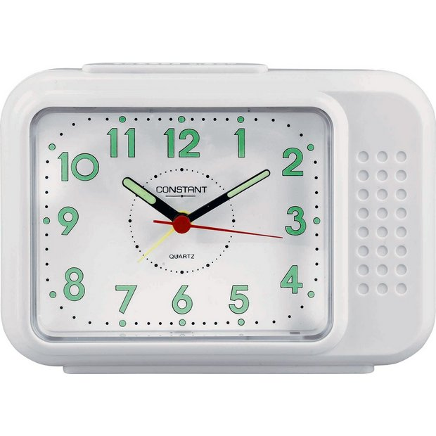 buy constant bell alarm clock at your online shop for clocks home furnishings. Black Bedroom Furniture Sets. Home Design Ideas