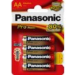 more details on Panasonic Pro Power AA Batteries - 4 Pack.