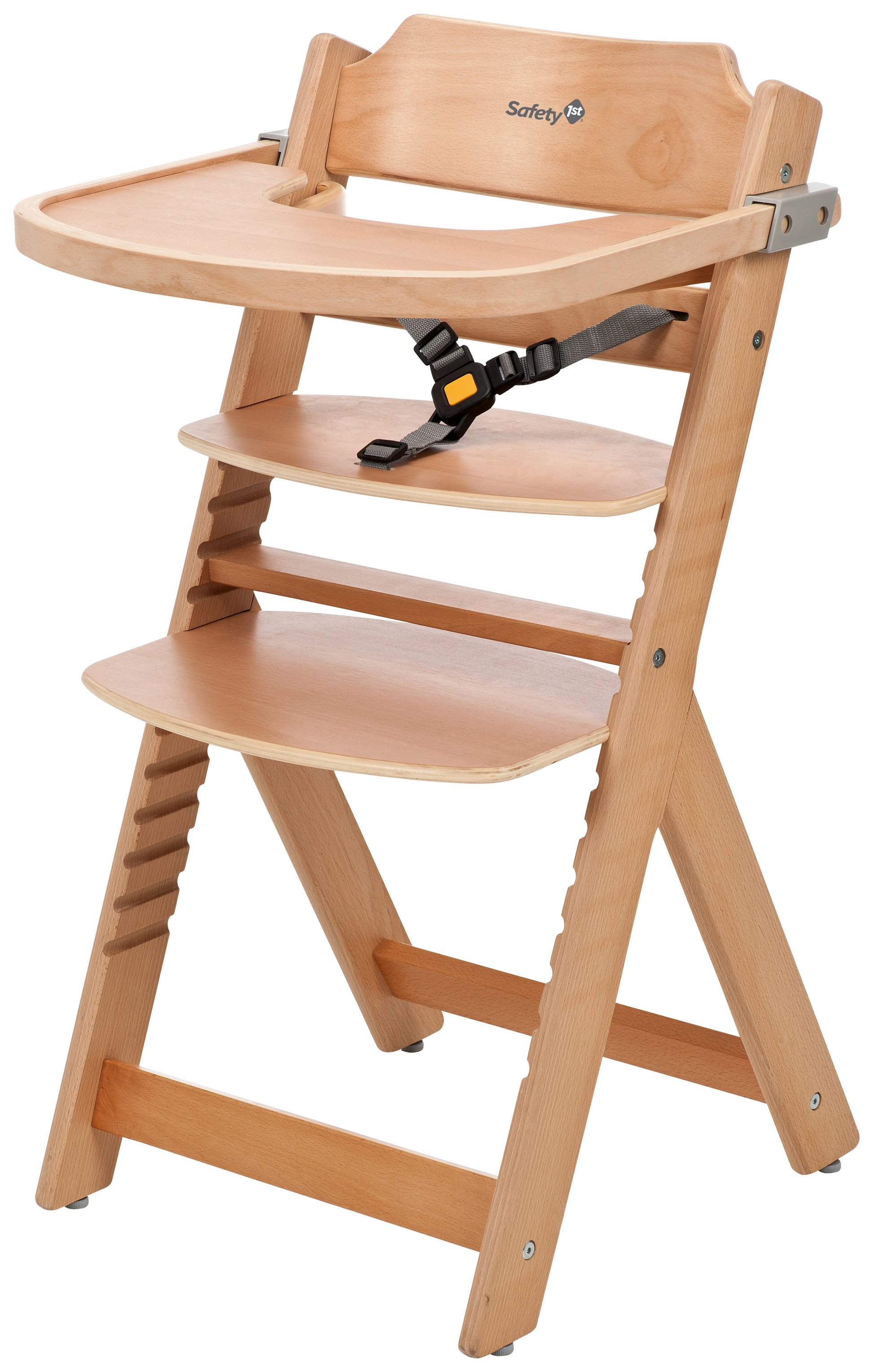 Wood High Chair Ed Bauer Deluxe 3in1 High Chair Classic