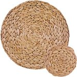 more details on Creative Tops 4 Water Hyacinth Mats and Coasters.