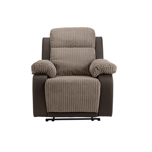 Buy Collection Bradley 2 Seat Manual Recliner Sofa Amp Chair