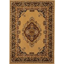 HOME Bukhura Traditional Rug - 120 x 160cm - Cream