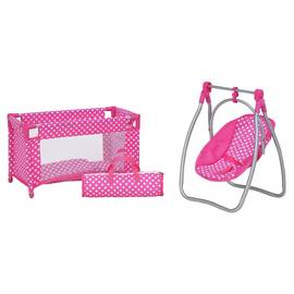 Doll Furniture Doll Beds Wardrobes Argos