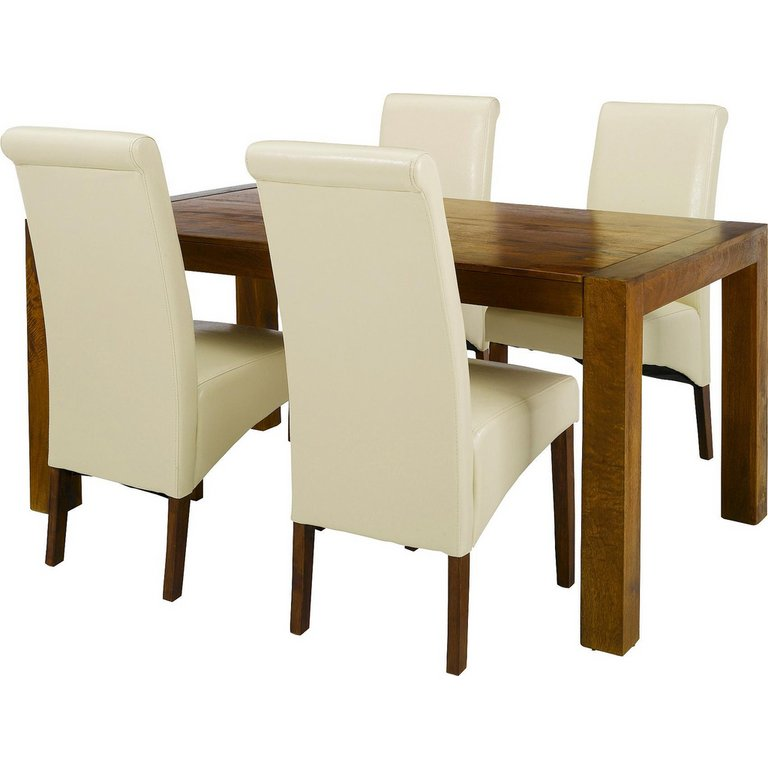 Buy Heart of House Melford Acacia Dining Table amp 4 Chairs  : 2578004RSETMain768ampw620amph620 from www.argos.co.uk size 620 x 620 jpeg 31kB