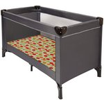 more details on Clevamama 3 in 1 Sleep, Sit and Play Travel Cot Mattress.