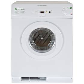 White Knight ECO86A Vented Tumble Dryer - White