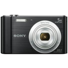 Sony Cybershot W800 20MP 5x Zoom Compact Digital Camera