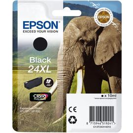 Epson 24XL Elephant Ink Cartridge - Black