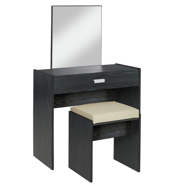 Cheap dressing tables argos fashion dresses for Cheap dressing table