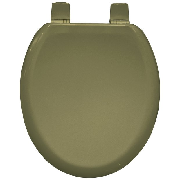 buy bemis chicago moulded wood statite toilet seat green. Black Bedroom Furniture Sets. Home Design Ideas