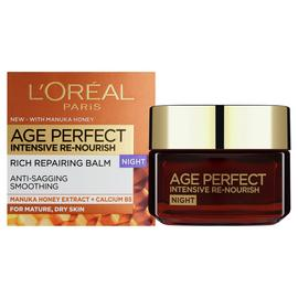 L'Oreal Paris Skin Age Perfect Manuka Night Pot - 50ml