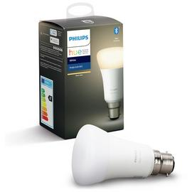 Philips Hue B22 White Smart Bulb with Bluetooth