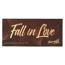Barry M Cosmetics Fall In Love Matte Eyeshadow Palette 2