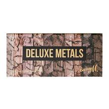 Barry M Cosmetics Deluxe Metals Eyeshadow Palette 5