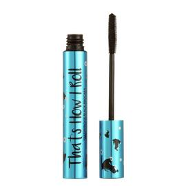 Barry M Cosmetics Black Waterproof That's How I Roll Mascara