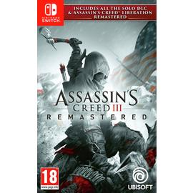 Assassin's Creed III & Liberation Nintendo Switch Game