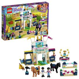 LEGO Friends Stephanie's Horse Jumping Playset - 41367