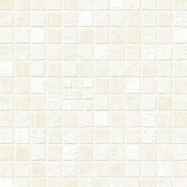 Contour Earthen Beige Tile Wallpaper