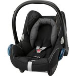 more details on Maxi-Cosi CabrioFix 0+ Car Seat - Origami Black.