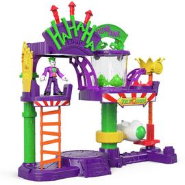 Fisher-Price Imaginext DC Super Friends Joker Laff Factory