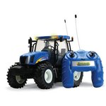 more details on Radio Controlled New Holland T6070 Tractor.