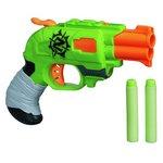 more details on Nerf Zombie Strike Doublestrike Blaster