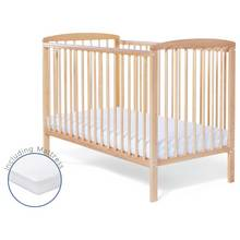Starlight Cot and Mattress - Pine