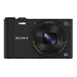Sony Cybershot WX350 18MP 20x Zoom Compact Digital Camera