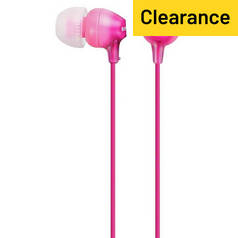 Sony EX15 In-Ear Headphones - Pink