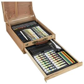 YXSH Portable Art Chest - 150 Pieces