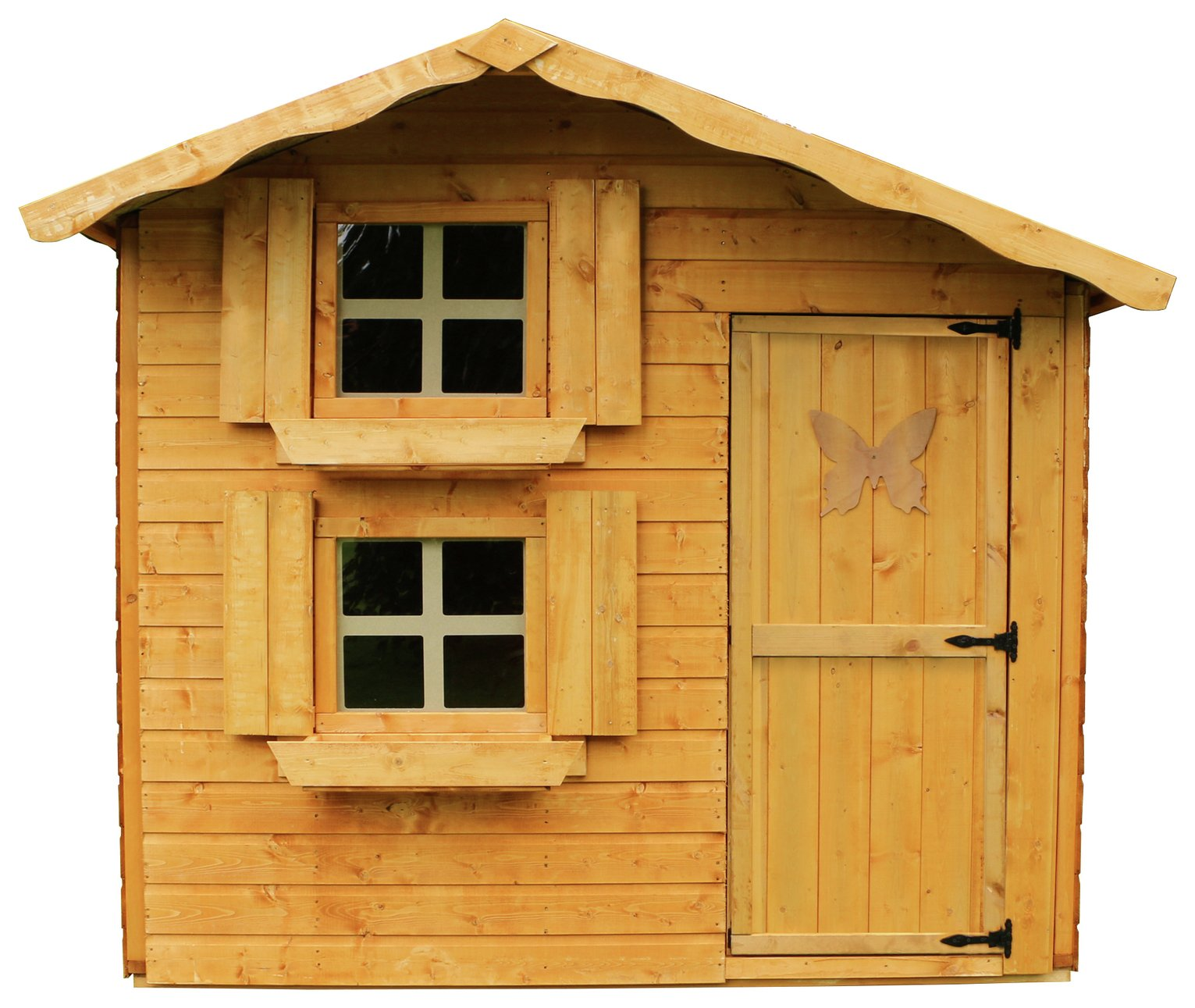 Mercia Garden Products 7x5 Double Storey Playhouse.