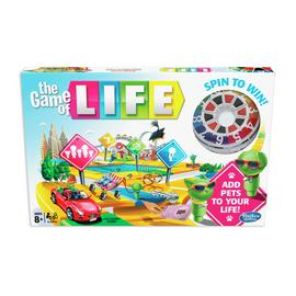 The Game of Life from Hasbro Gaming