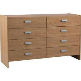 Argos Home Capella 4 + 4 Drawer Chest