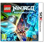 more details on LEGO Ninjago: Nindroids 3DS Game.