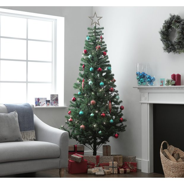 Artifical Christmas Trees.Buy Argos Home 7ft Imperial Christmas Tree Green Artificial Christmas Trees Argos