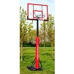 more details on Sure Shot U Just Portable Basketball Unit Acrylic Backboard