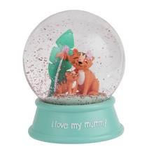 Tigers Snow Globe