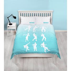 Fortnite Shuffle Bedding Set - Double