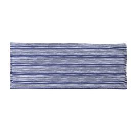 Argos Home Garden Bench Cushion - Coastal Stripe