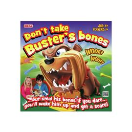 Don't Take Buster's Bones Board Game