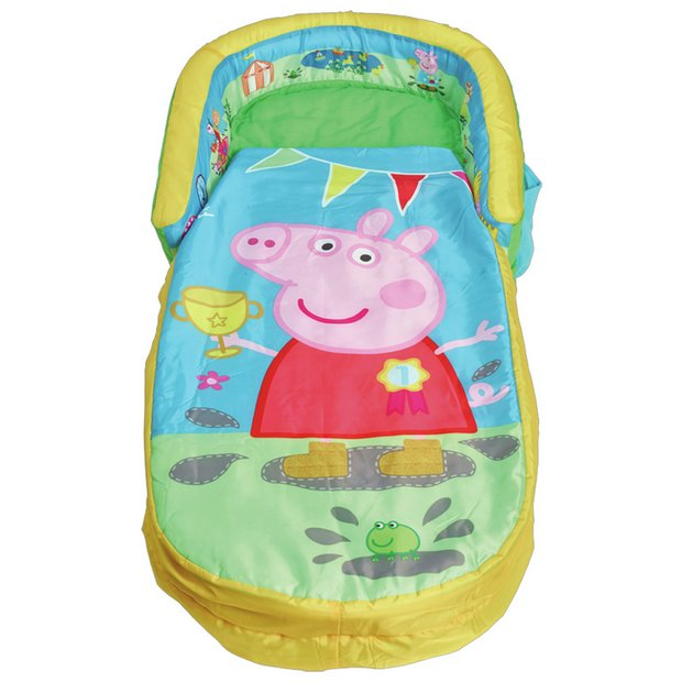 Buy Peppa Pig My First Toddler ReadyBed Airbed and ...