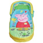 more details on Peppa Pig My First Toddler ReadyBed Airbed and Sleeping Bag.