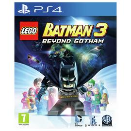 LEGO Batman 3 PS4 Game