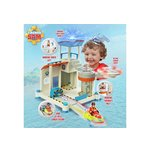 more details on Fireman Sam Ocean Rescue Playset.