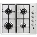 more details on Bush AG60GNSS Gas Hob- Stainless Steel.