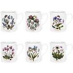 more details on Portmeirion Botanic Garden Breakfast Mug Set of 6.