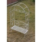 Buy Forest Garden Sorrento Corner Garden Arbour At Argos