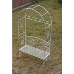 more details on Metal Dome Garden Arbour.