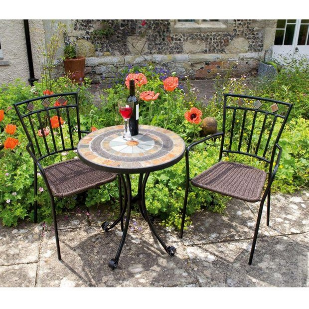 Buy europa leisure villena table with 2 malaga chairs at your online shop for Buy home furniture online uk